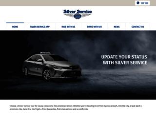 silverservice.com.au screenshot