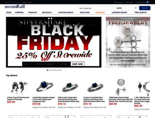 silvershake.com screenshot