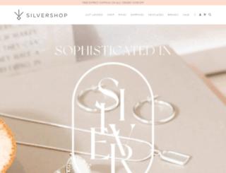 silvershop.com.au screenshot