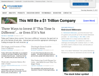 silverstockanalyst1.com screenshot