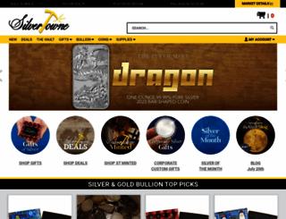 silvertowne.com screenshot