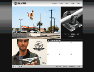 silvertrucks.com screenshot