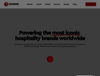 silverwarepos.com screenshot