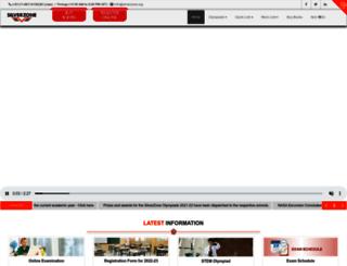 silverzone.org screenshot