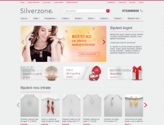 silverzone.ro screenshot