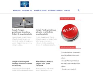 silviu-udrea.ro screenshot