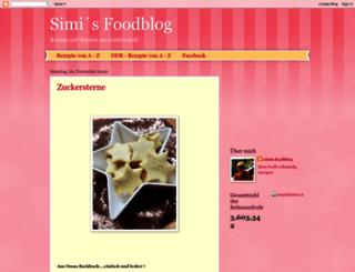 sim1961.blogspot.de screenshot