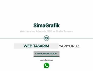 simagrafik.com screenshot