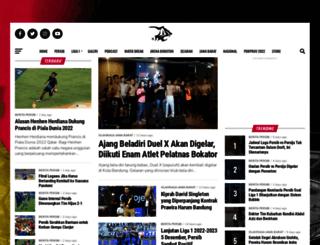 simamaung.com screenshot