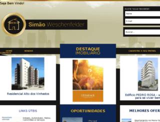 simaoimoveisbento.com.br screenshot