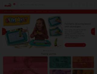 simbatoys.com screenshot