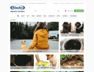 simbi.nu screenshot