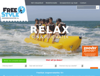 simbofreestyle.nl screenshot