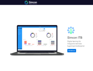 simcon.no screenshot