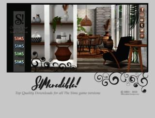 simcredibledesigns.com screenshot