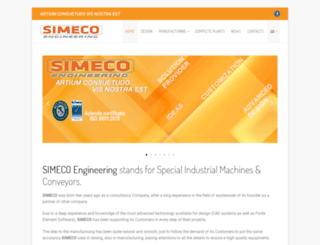 simecoeng.com screenshot
