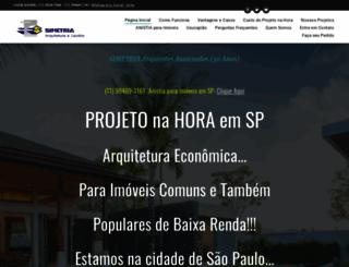 simetria.com.br screenshot