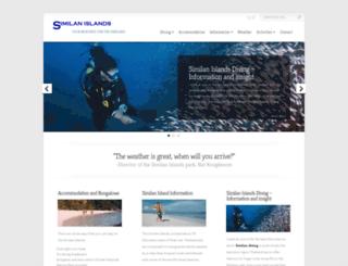 similans.net screenshot