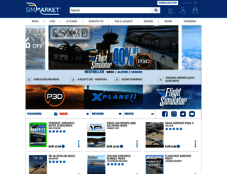 simmarket.com screenshot