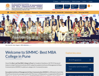 simmc.org screenshot