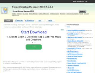 simnet-startup-manager-2010.com-about.com screenshot