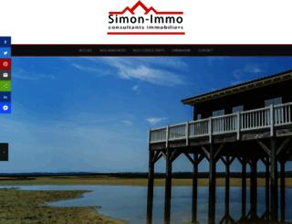 simon-immo.fr screenshot