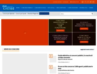 simoneconcorsi.it screenshot