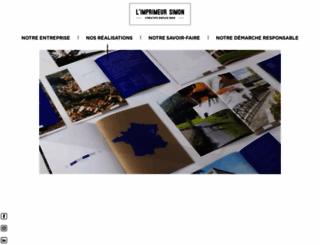 simongraphic.com screenshot
