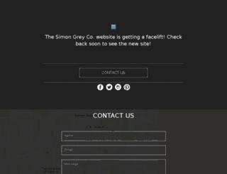 simongreyco.com screenshot