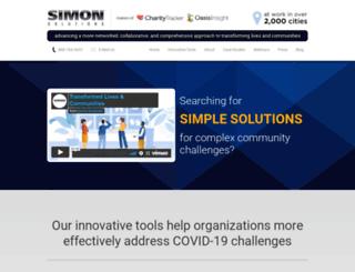 simonsolutions.com screenshot