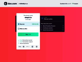 simp3.io screenshot