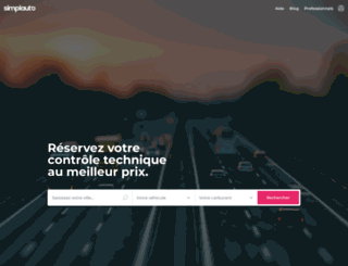 simplauto.com screenshot