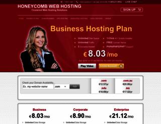 simple-honeycomb.reseller-hosting-themes.com screenshot