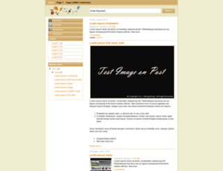 simplebrown-idblogdesign.blogspot.com screenshot