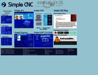 simplecnc.com screenshot