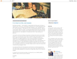 simplediva.blogspot.com screenshot