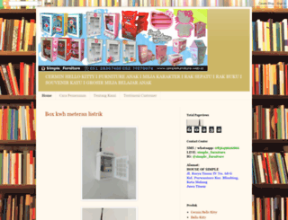 simplemejabelajaranak.blogspot.com screenshot
