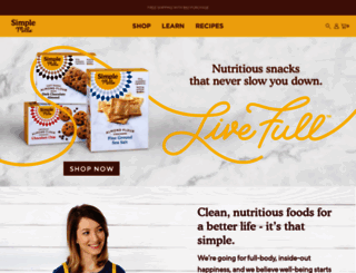 simplemills.com screenshot