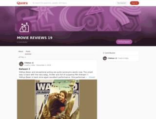 simplemoviereview.quora.com screenshot