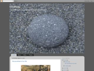 simpleopenspace.blogspot.com screenshot
