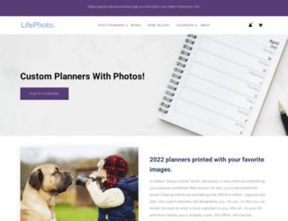 simplephotogifts.com screenshot