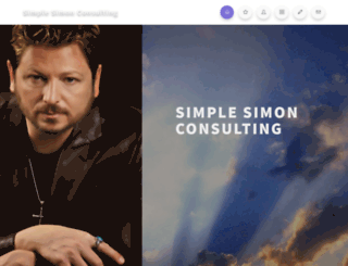 simplesimonconsulting.com screenshot
