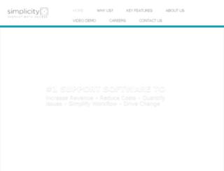 simplicity5.com screenshot