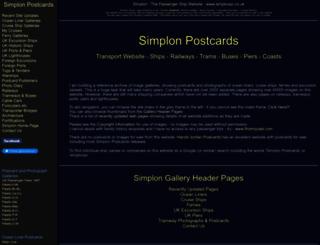 simplonpc.co.uk screenshot