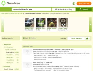 simplybikeblog.com screenshot