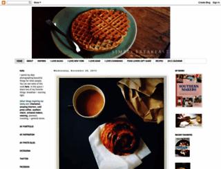 simplybreakfast.blogspot.it screenshot