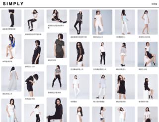simplydesign.com.tw screenshot