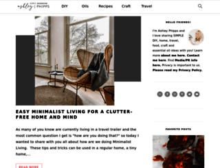 simplydesigning.porch.com screenshot