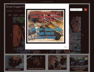simplyrugged.com screenshot