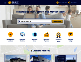 simplyss.com screenshot